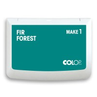 "COLOP Stempelkissen MAKE 1 ""fire forest"" (90x50 mm)"