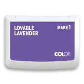 "COLOP Stempelkissen MAKE 1 ""lovable lavender"" (90x50 mm)"