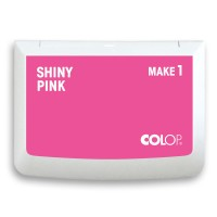 "COLOP Stempelkissen MAKE 1 ""shiny pink"" (90x50 mm)"