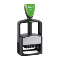 Colop S660 Dater Green Line