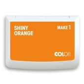 "COLOP Stempelkissen MAKE 1 ""shiny orange"" (90x50 mm)"